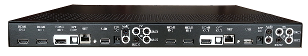 VTX100: Netplay Video Encoder with Audio